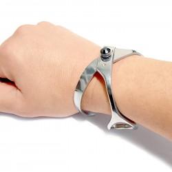 Kappersscharen armband met...